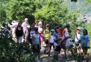 Val d'Ega, programma balance per relax tra le vette del Patrimonio Unesco