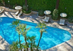 Aldovrandi Villa Borghese, relax e svago a 5 stelle per chi vive l'estate nell'Urbe