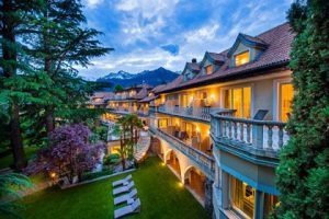 Il Villa Eden di Merano entra in Small Luxury Hotels of the World