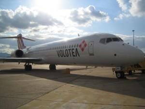 Volotea a Verona con 175.000 biglietti in vendita per l'inverno