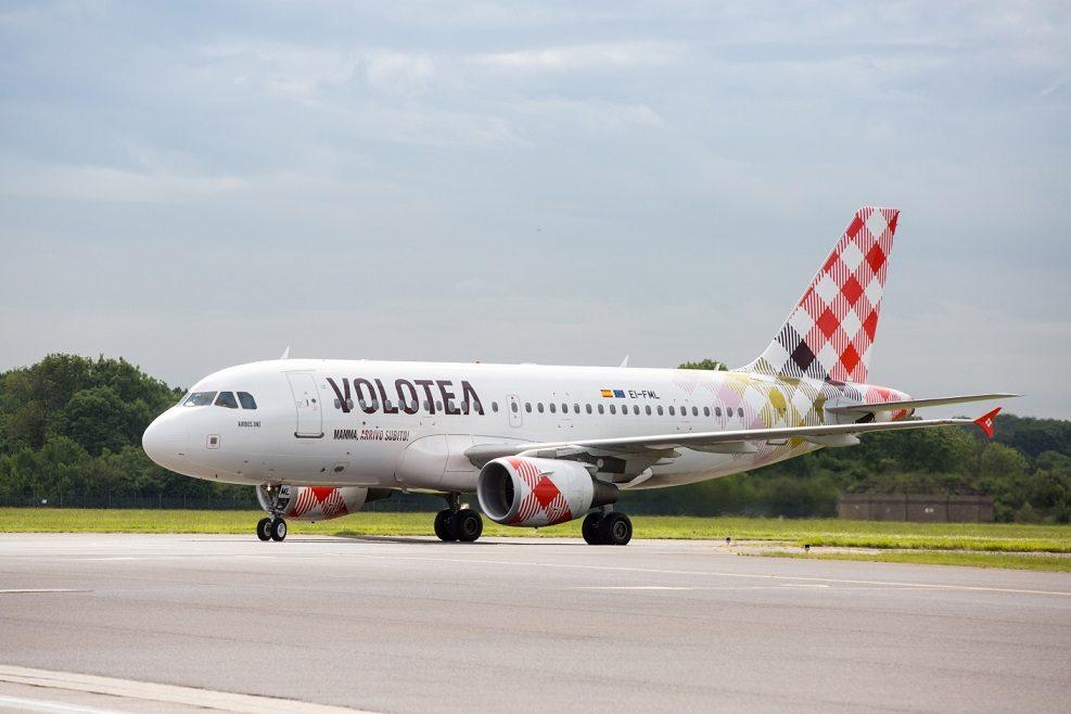 Volotea è la compagnia low cost più puntuale in Europa