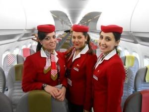 Volotea seleziona assistenti di volo a Venezia