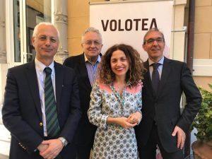 Volotea festeggia il secondo anno a Genova, offerta rafforzata