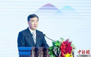 Il vicepremier Wang Yang inaugura l'assemblea Unwto in Cina