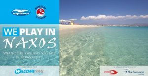 Welcome Travel porta le agenzie allo Swan Club Kuvuras Village di Naxos