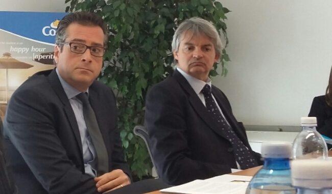 """Welcome, primi sei mesi per Apicella: «Siamo """"condannati"""" a crescere»"""