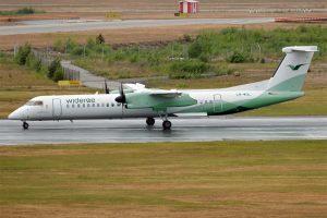 Finnair vola a Trondheim, in collaborazione con Wideroe