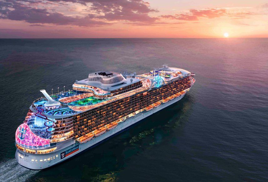 Royal Caribbean: Wonder of the Seas sarà la quinta nave classe Oasis