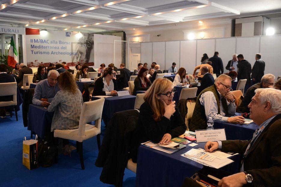 Borsa Mediterranea del Turismo Archeologico, a Paestum  dal 14 al 17 novembre