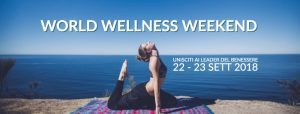 World Wellness Weekend, in tutta Italia porte aperte in spa e centri benessere
