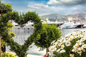 Marina di Genova ospita l'11 e 12 maggio la 12° Yacht&Garden