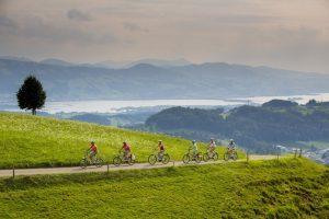 Zurigo, scoprire il territorio in bici o mountain bike