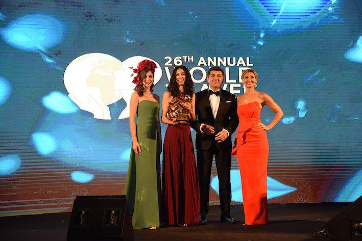 """Al Resort Valle del""""Erica (Delphina) il World Travel Award per il """"miglior green resort d'Europa nel 2019"""""""