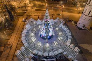 La Lituania in festa per celebrare il Natale