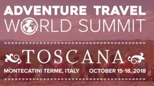 Dal 15 al 18 ottobre l'Adventure travel world summit 2018 a Montecatini