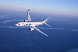 Flydubai scalda i motori sulla Napoli-Dubai