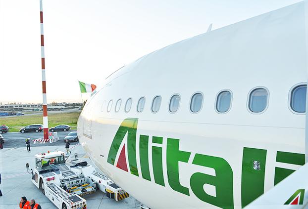 Cessione Alitalia, sei pretendenti per il settore Aviation