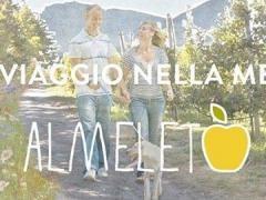 Apre il sentiero didattico tra le mele della Val di Non