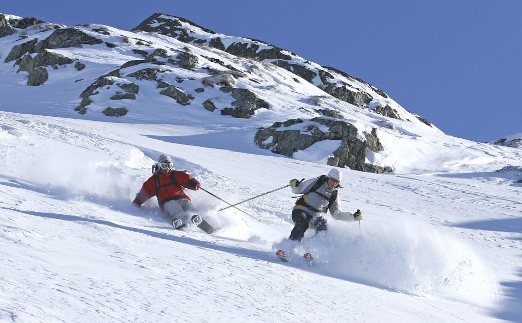 In crescita il numero di italiani in vacanza sulla neve