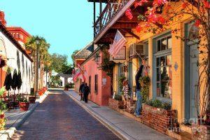"""La costa storica della Florida: """"Easy season"""" a St.Augustine e Ponte Vedra"""