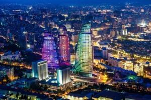 Estland, week-end a Baku