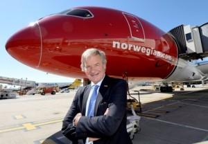 Norwegian vola a Oriente: debutto a settembre con la Londra-Singapore