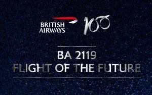 British immagina il volo tra 100 anni con la mostra BA 2119: Flight of the Future