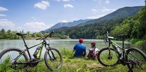 """Carinzia paradiso delle due ruote, inaugurato il servizio """"rent e-bike"""""""