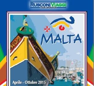 Rusconi Viaggi, per l'estate nuovo catalogo su Malta
