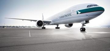 Cathay Pacific Airways in Bit al fianco di partner strategici