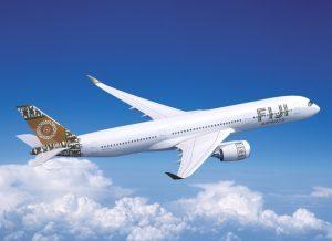 Fiji Airways amplia la flotta con due A350 XWB