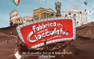 Apre a Roma il primo villaggio tematico sul cioccolato
