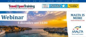 I webinar di Travel Open Training: riguarda le ultime sessioni