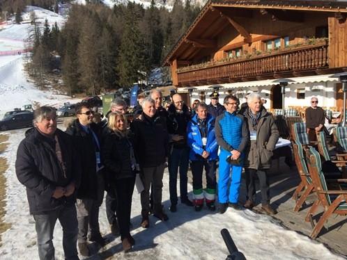 Siglata la Carta di Cortina per la sostenibilità degli sport invernali