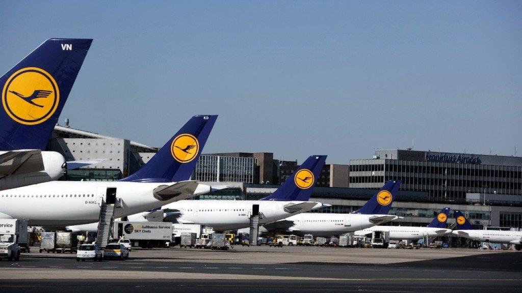 Lufthansa: brusco calo in Borsa dopo il taglio delle stime sui profitti