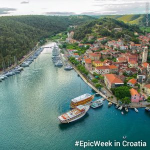 "La Croazia regina dei social network grazie alla campagna ""Epic Week"""