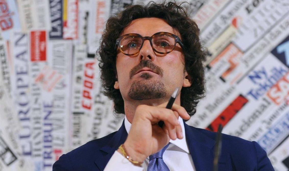 Toninelli: rilanciare l'Alitalia con l'appoggio di Ferrovie dello Stato
