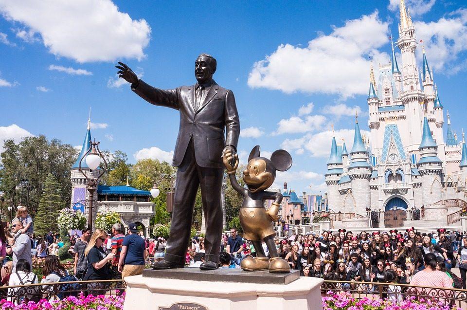 Visitatori in calo nei parchi Disneyland Usa