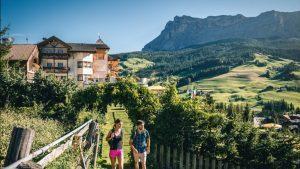 Dolasilla: hotel a misura di famiglia in Alta Badia, direttamente sulle piste