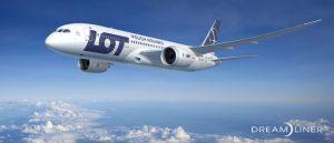 Lot riprende i voli per Toronto, Seul e Tokyo