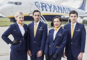 Ryanair, maxi recruitment per il mercato italiano