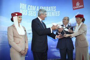 Emirates raddoppia sul Portogallo con il volo su Porto