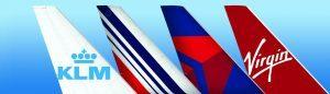 Air France, Klm e Virgin Atlantic siglano il codeshare. E muovono sull'Atlantico con Delta