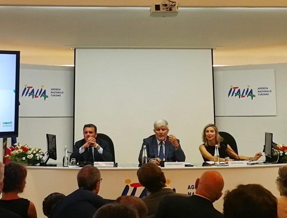 Enit, Palmucci: «Cresciamo e lasciamo indietro i competitor»