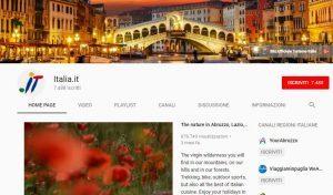 """Enit, grande successo per la campagna YouTube """"Scopri il cuore d'Italia"""""""
