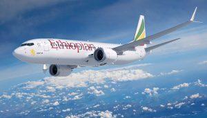 Ethiopian Airlines rinnova la flotta, consegnato il primo B737 Max 8