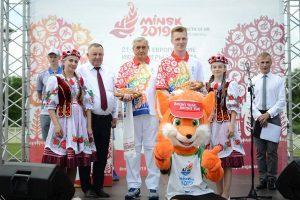 Minsk: conto alla rovescia per l'apertura degli European Games