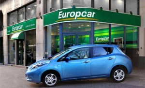 Europcar si allea con la cinese Shouqi Car Rental
