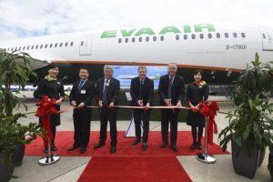 Eva Air accoglie in flotta il primo Boeing 787-10
