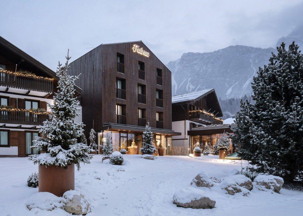 Faloria Mountain Spa Resort (Cortina): Immacolata e festività tra sport, benessere e cucina gourmet